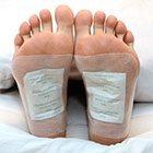 Durante il riposo i cerotti assorbiranno le tossine dall'interno del corpo.