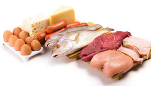 perdere peso velocemente e dimagrire con proteine pollo e pesce