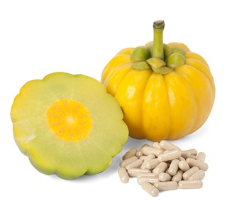 frutta e capsule di garcinia cambogia soppressore dell'appetito e dimagrimento