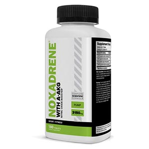 noxadrene muscle growing supplement