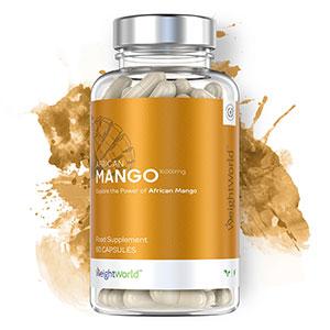 mango africano capsule dimagranti weightworld acceleratore metabolismo brucia grassi soppressore appetito