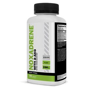 Noxadrene aumento massa muscolare in compresse per sportivi e bodybuilder