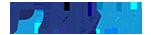logo paypal con scritta pay pal blu sfondo trasparente