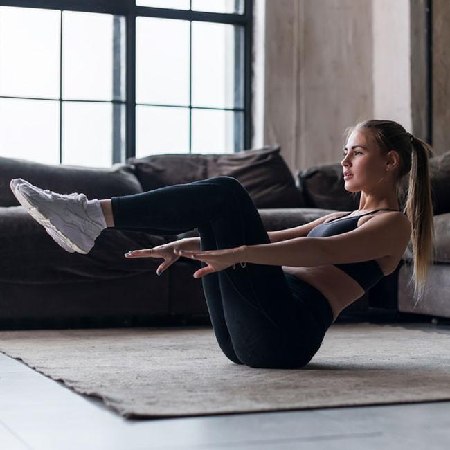 I 5 Migliori Esercizi da Fare a Casa