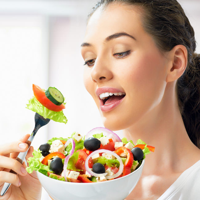 Dimagrire mangiando? Ora è possibile.