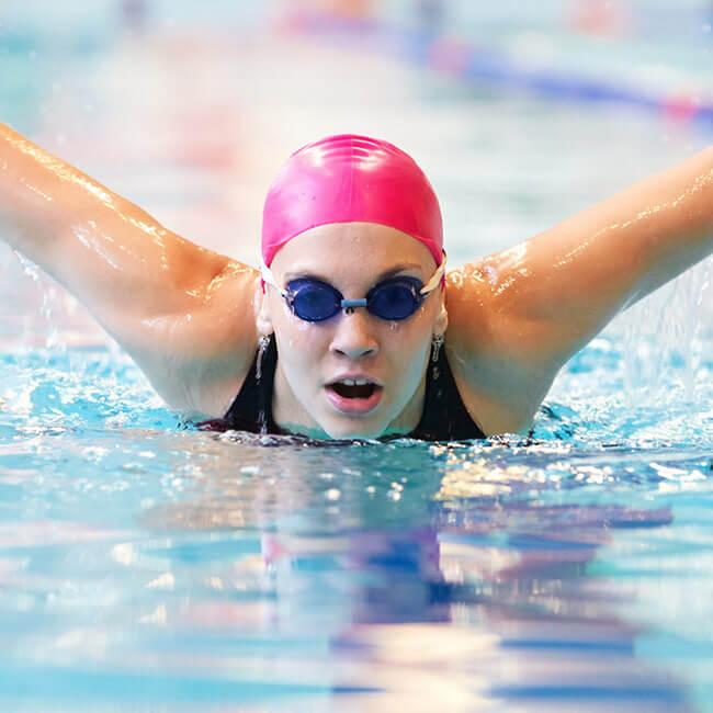 Gli sport d'acqua? Ottimi contro la cellulite