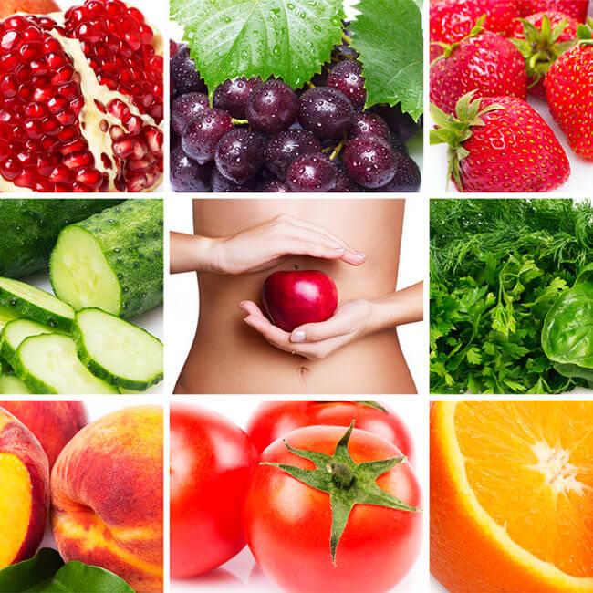 I cinque frutti antiossidanti per eccellenza