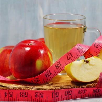 Mele fresche, succo di mela o aceto di sidro di mele nella vostra dieta