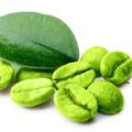 immagine di chicchi di caffè verde per rappresentare i benefici del caffè verde