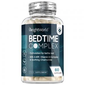 Bedtime Complex Capsule - L'integratore naturale per il sonno di WeightWorld