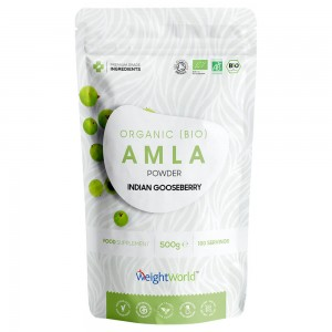 Polvere di Amla Bio 500 g
