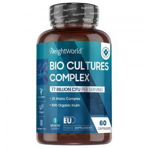 WeightWorld Bio Culture Complex 60 Capsule
