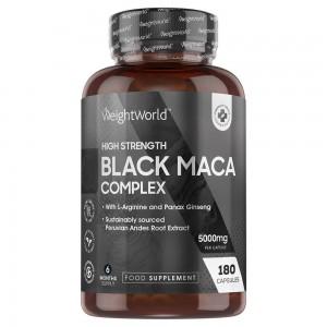 Black Maca Complex 5.000mg 180 Capsule
