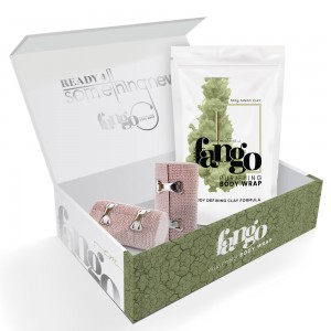 Fango Body Wrap Kit - Eco Masters - Mudder og Wraps - Åben pakke