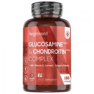 Glucosamina e Condroitina | Integratore Articolazioni | WeightWorld