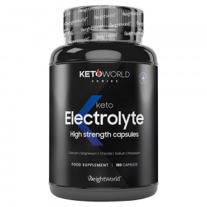 Elettroliti Keto Capsule - Weightworld