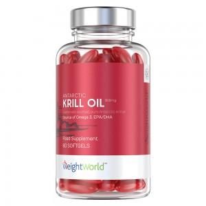 Olio di Krill Antartico