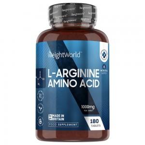L-Arginina in Compresse