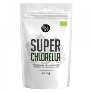 Super Chlorella Biologica - Integratore di Alga Clorella Pura