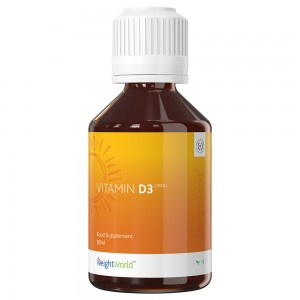 WeightWorld Vitamina D3 Gocce