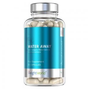 Water Away - Kosttilskud med 60 kapsler - WeightWorld